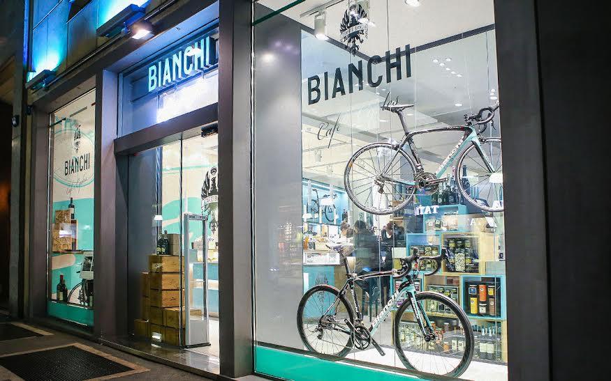 Bianchi Cafe Milano Menu