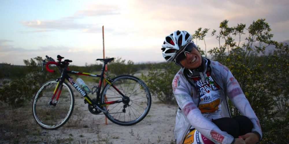 48 states in 48 days: Paola Gianotti tells about the first week of her new adventure