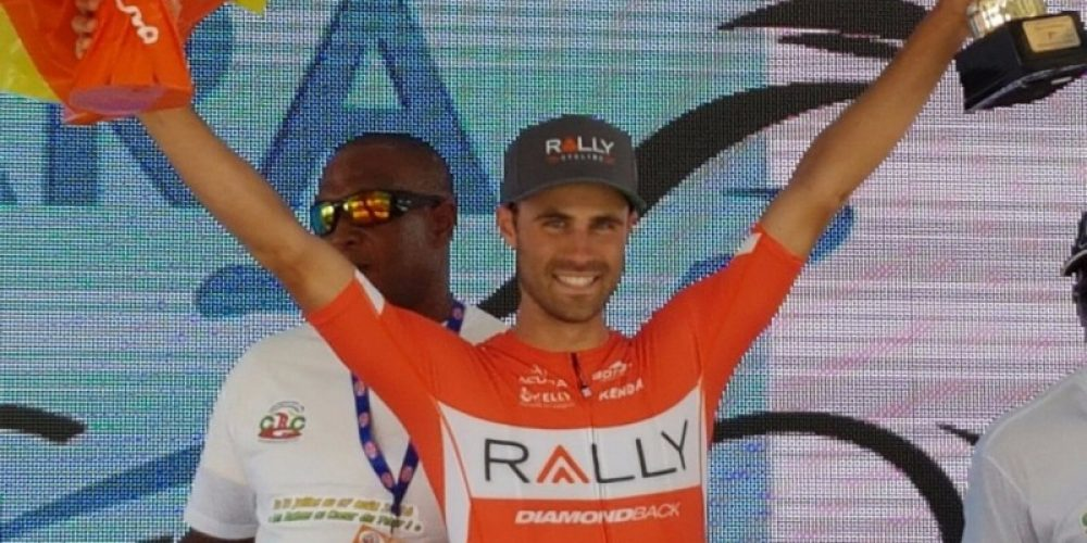 Jesse Anthony Wins Stage Three of the Tour de la Guadeloupe