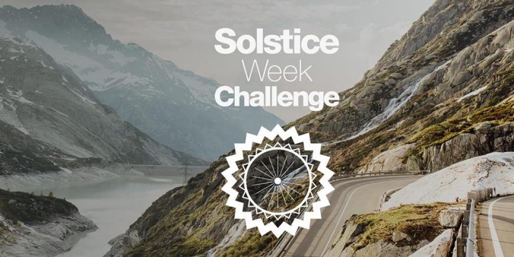 Take Part in the BMC Solstice Week Challenge and you could win a brand-new BMC Roadmachine!