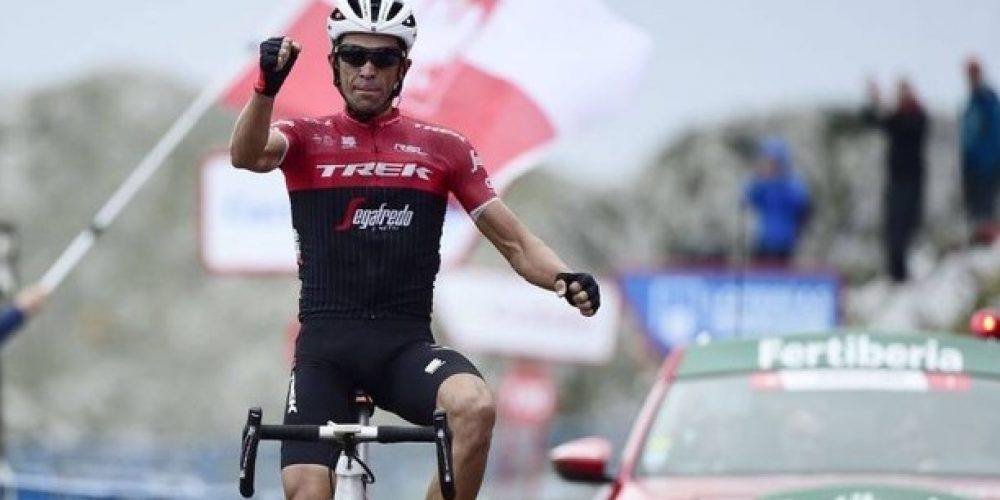 #LAVUELTA: THE SHOW IS MUCH MORE IMPORTANT THAN PODIUM IN CONTADOR THOUGHT