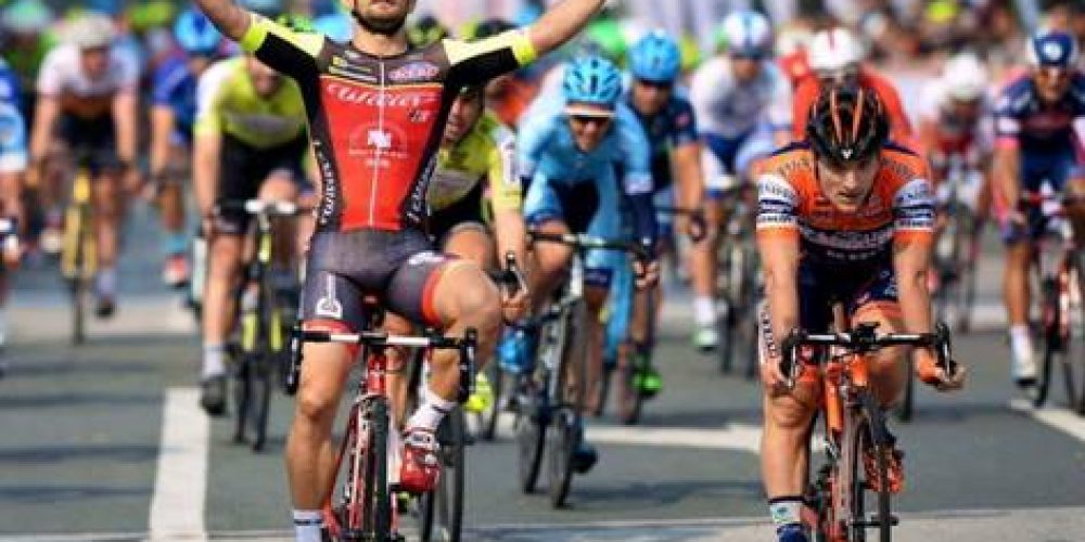 TOUR OF TAIHU LAKE: 10TH VICTORY OF 2016 FOR JAKUB MARECZKO