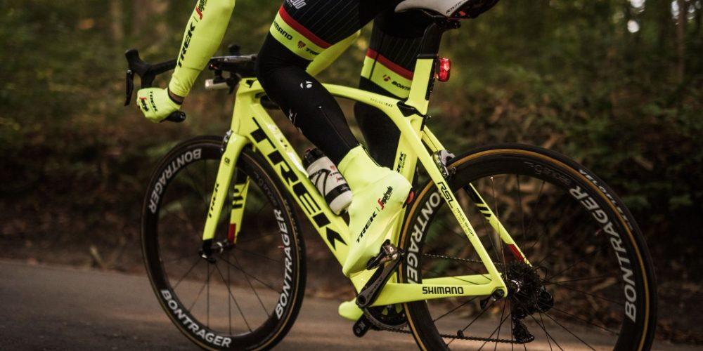 Trek-Segafredo set to deliver rider safety message at Japan Cup