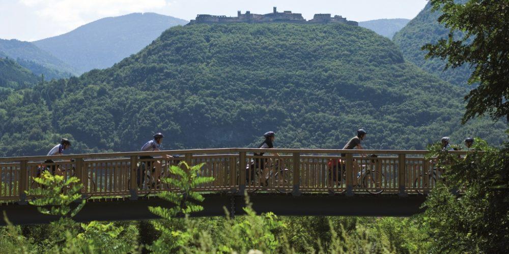 Trentino paradiso della mountain bike