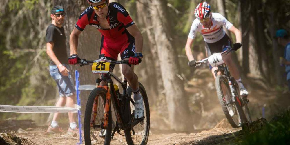 Strong Finish Delivers Second Place Finish for Absalon in Lenzerheide