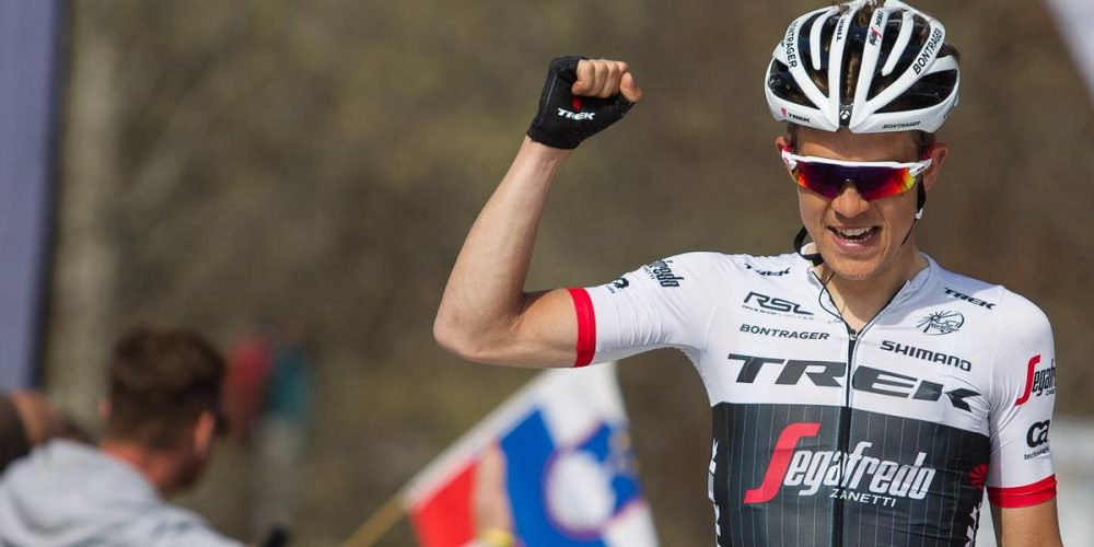 Zoidl Claims Victory in Croatia's Queen Stage