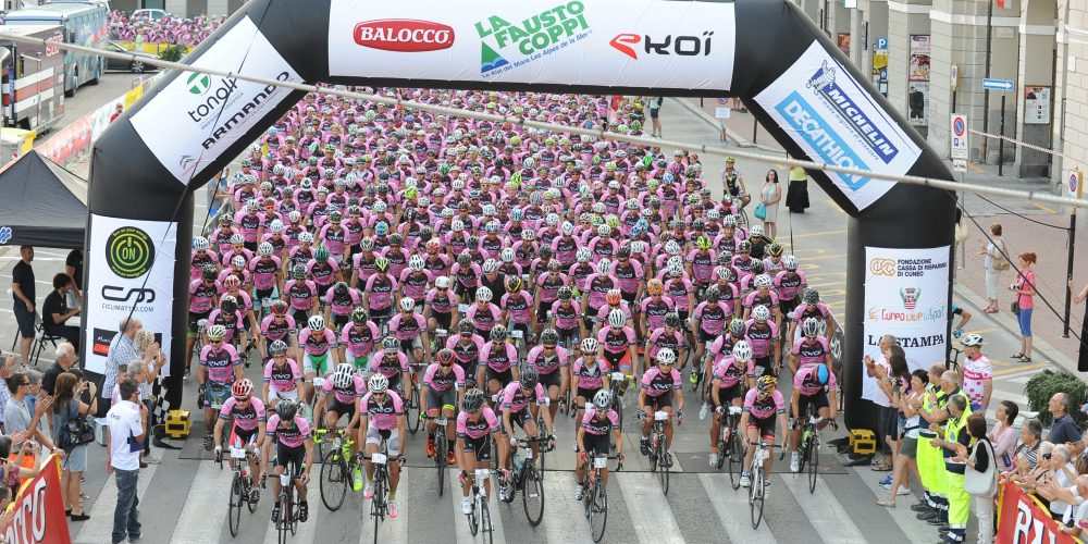 The Fausto Coppi Gran Fondo 2015 competition  has come to an end