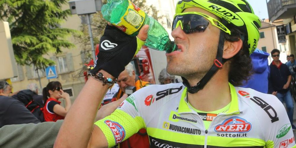 GIRO DEL TRENTINO: MATTEO BUSATO CLOSE TO THE VICTORY IN THE FINAL STAGE