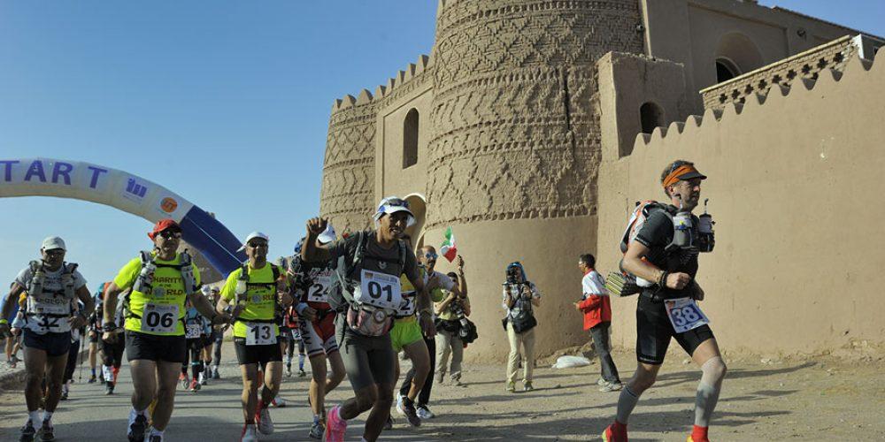 ISRU (Iranian Silk Road Ultramarathon) – UN PRIMO STAGE STRAORDINARIO – UNA GARA DURA, MOLTI CAMPIONI