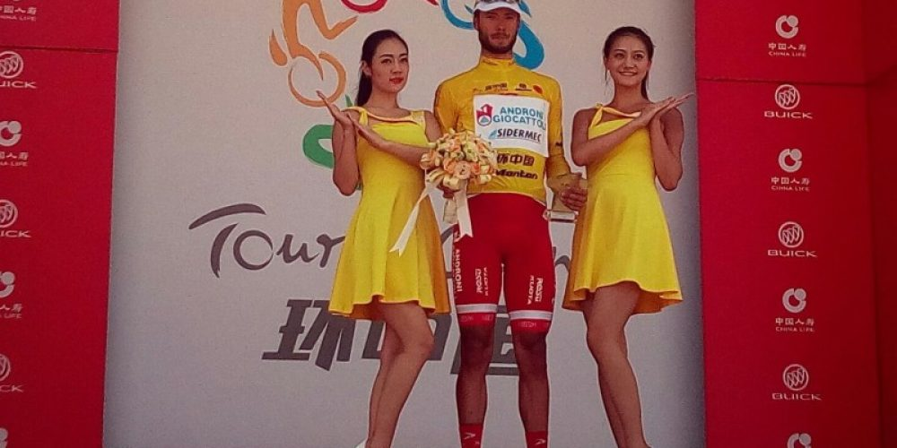 BONUSI SEMPRE LEADER AL TOUR OF CHINA