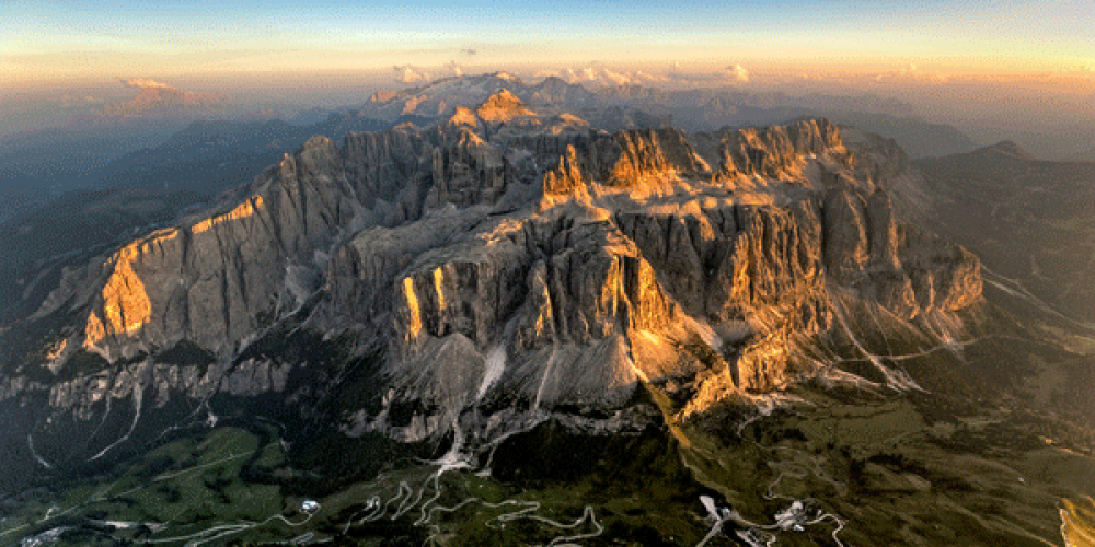 Hero Südtirol Dolomites, in the June 2016 edition of the toughest mountain bike race in the world