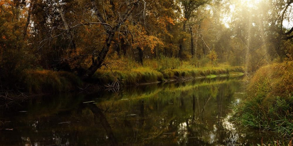 Trail adventure Lakes66, nel Parco fluviale del fiume Secchia