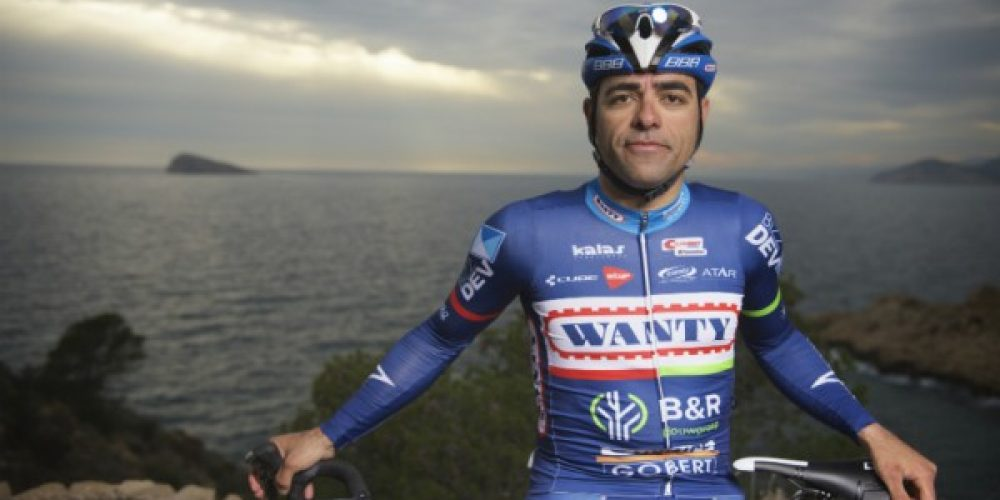 Danilo Napolitano extends with Wanty-Groupe Gobert