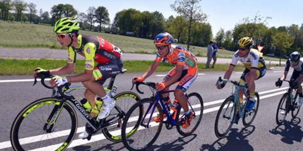 JULEN AMEZQUETA: 175 KMS OF BREAKAWAY AT GIRO D'ITALIA