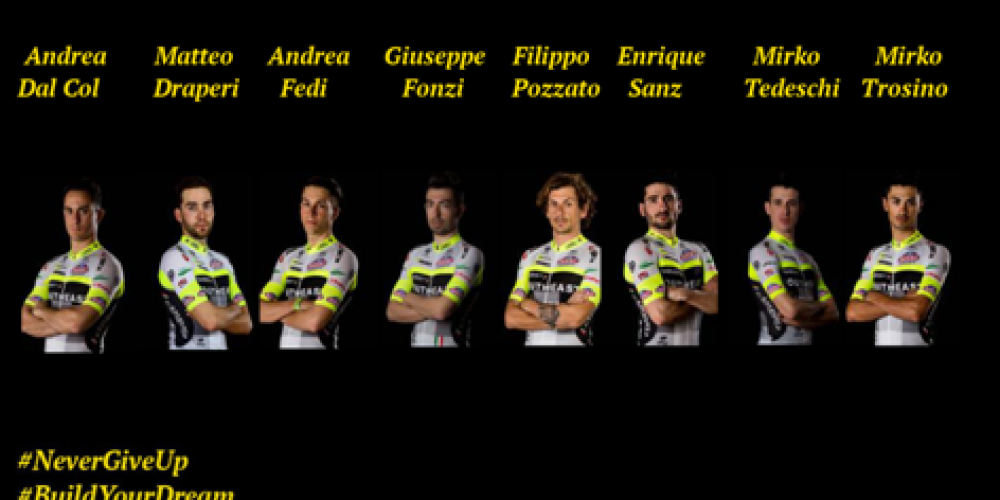 RONDE VAN VLAANDEREN: OFFICIAL LINE-UP FOR THE 100TH EDITION