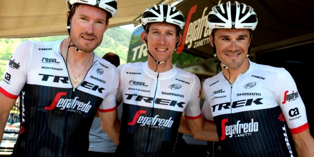 Mollema, Rast, and Irizar renew contracts