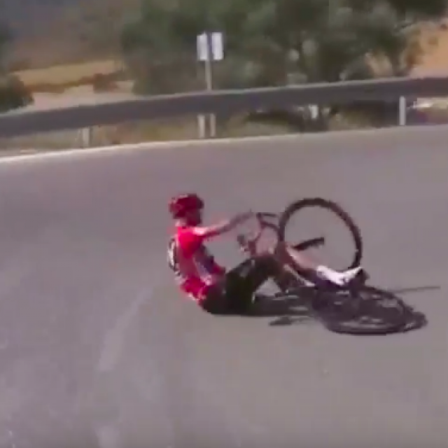 #LAVUELTA: WHAT ABOUT FAIRPLAY? NO, A RACE IS A RACE