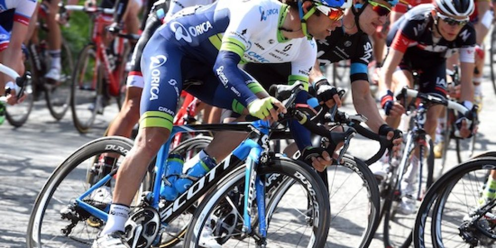ORICA-GreenEDGE take options into the Amstel Gold Race