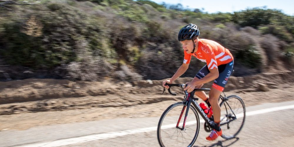 Rob Britton Moves Into Top Ten at Amgen Tour of California
