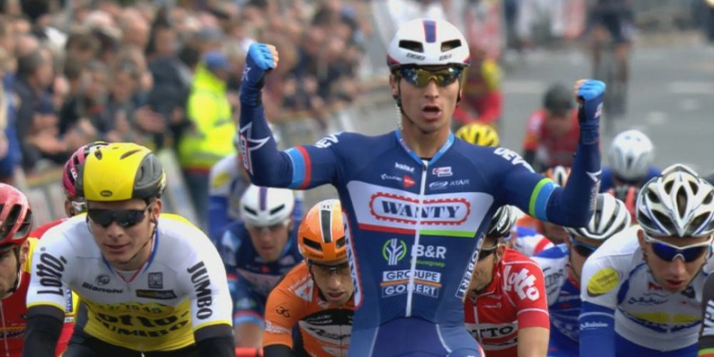 Roy Jans wins Putte – Kapellen