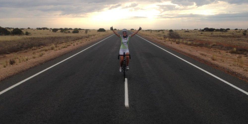 Paola Gianotti's world tour carries on in Australia