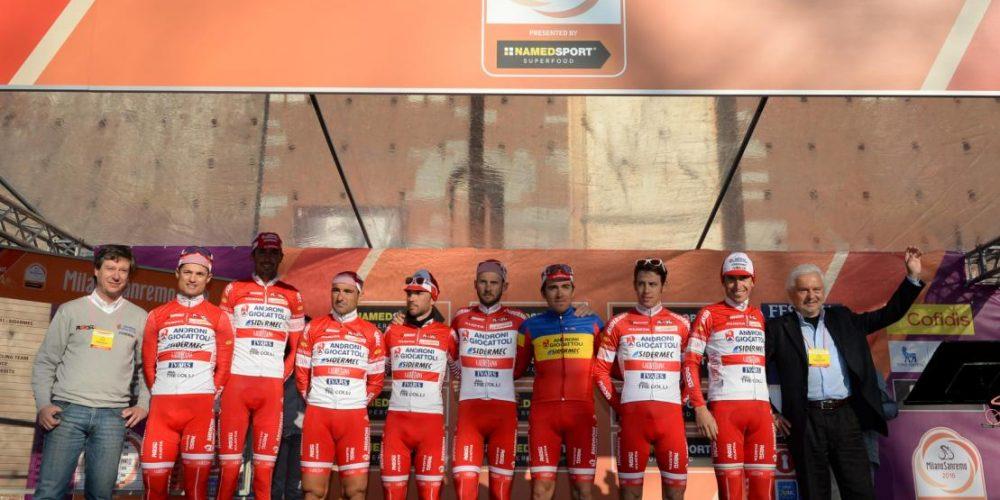 Alla settimana di Coppi e Bartali con gli scalatori Bernal e Torres