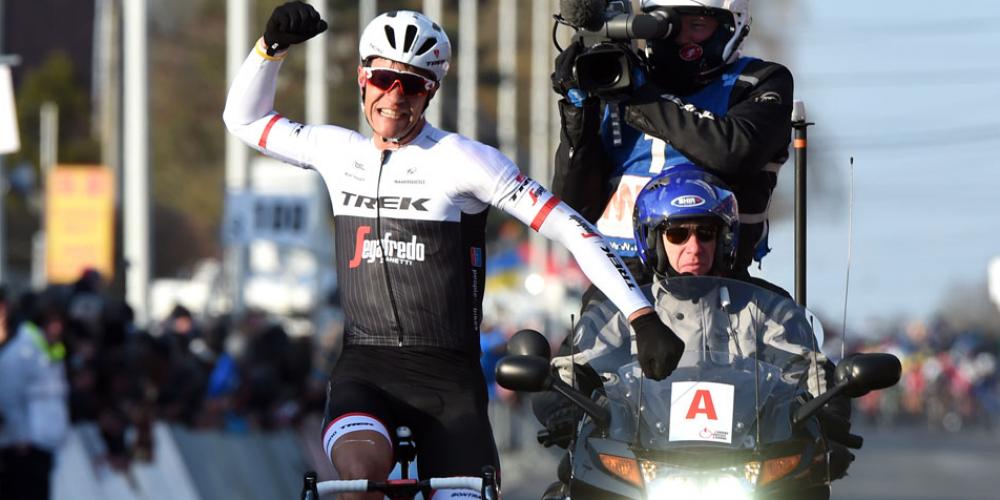 Stuyven extends contract with Trek-Segafredo