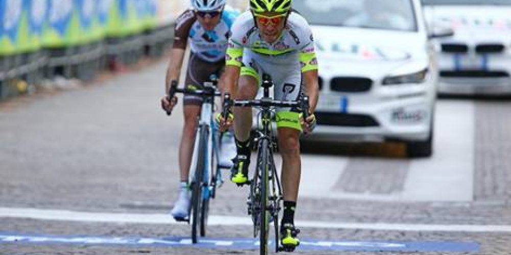 GIRO DEL TRENTINO: BUSATO AND CONTI ON THE SPOTLIGHT IN THE 3RD STAGE