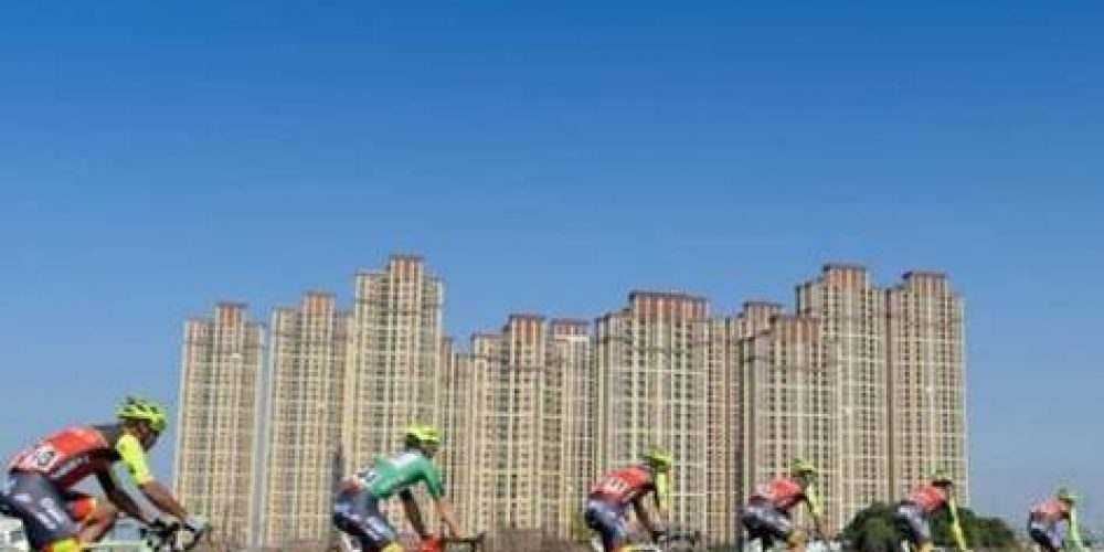 TOUR OF TAIHU LAKE: THE SEASON ENDS WITH THE PODIUM OF YONDER GODOY