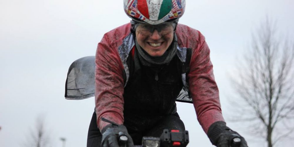48 states, 48 days, 48 bikes. The new challenge of Paola Gianotti