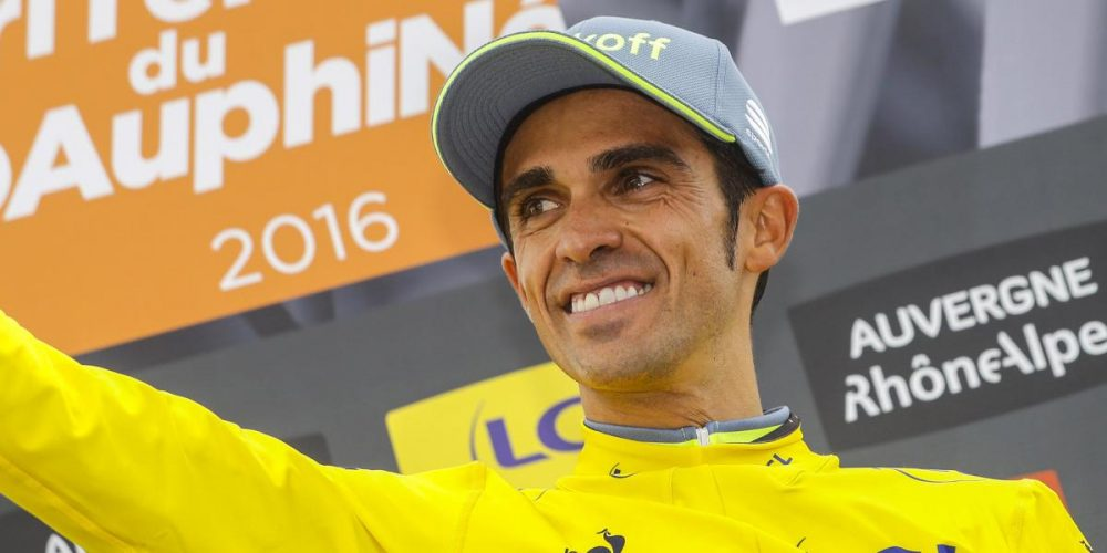Alberto Contador to join Trek-Segafredo