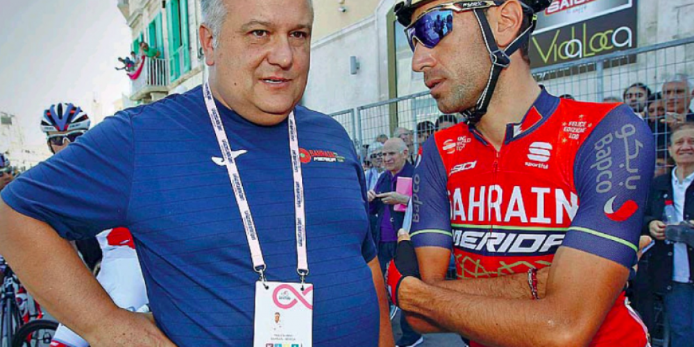 NIBALI: WHAT A SURPRISE.. OR MAYBE NOT. PAOLO SLONGO'S WORD OF HONOUR
