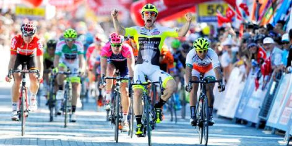 THE 2ND WIN OF JAKUB MARECZKO CLOSES THE TOUR OF TURKEY