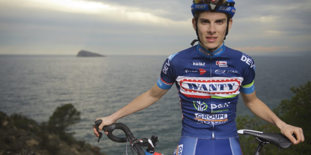 Guillaume Martin looks back upon his first pro season