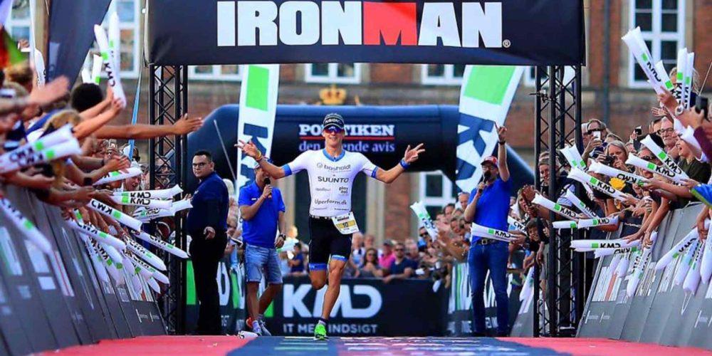 Al KMD Ironman di Copenhagen gli atleti scendono sotto le 8 ore