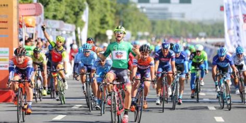 TOUR OF TAIHU LAKE: THE THIRD PEARL OF JAKUB MARECZKO