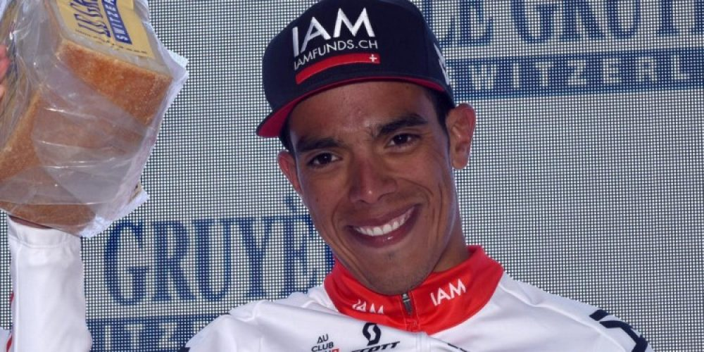 Jarlinson Pantano joins Trek-Segafredo for two years
