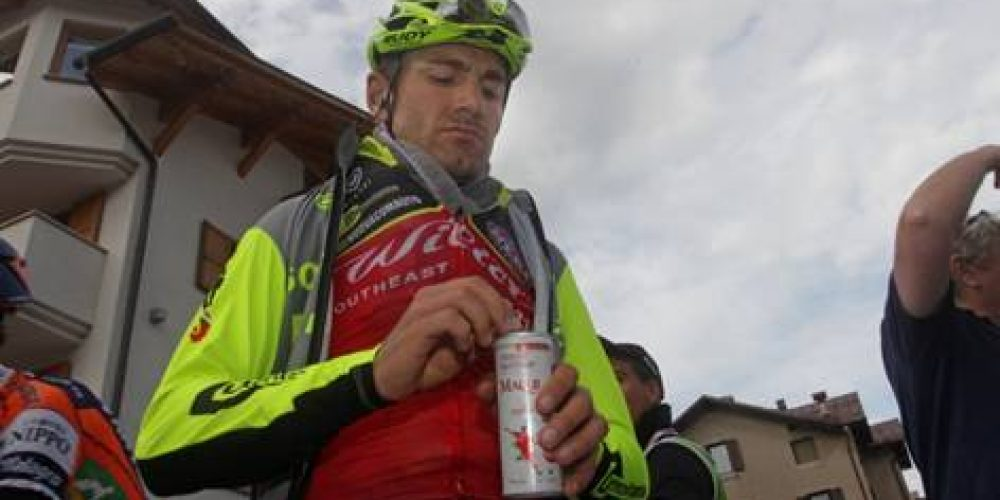 GIRO D'ITALIA: EUGERT ZHUPA IN THE BREAK OF THE 16TH STAGE