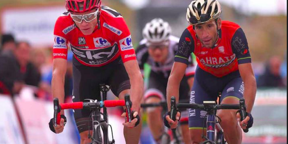#LAVUELTA: WHAT DOES NIBALI SAY