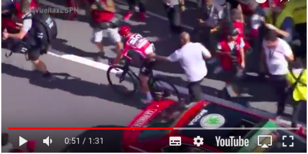 #LAVUELTA: THE PHANTOM OF FROOM ENGINE