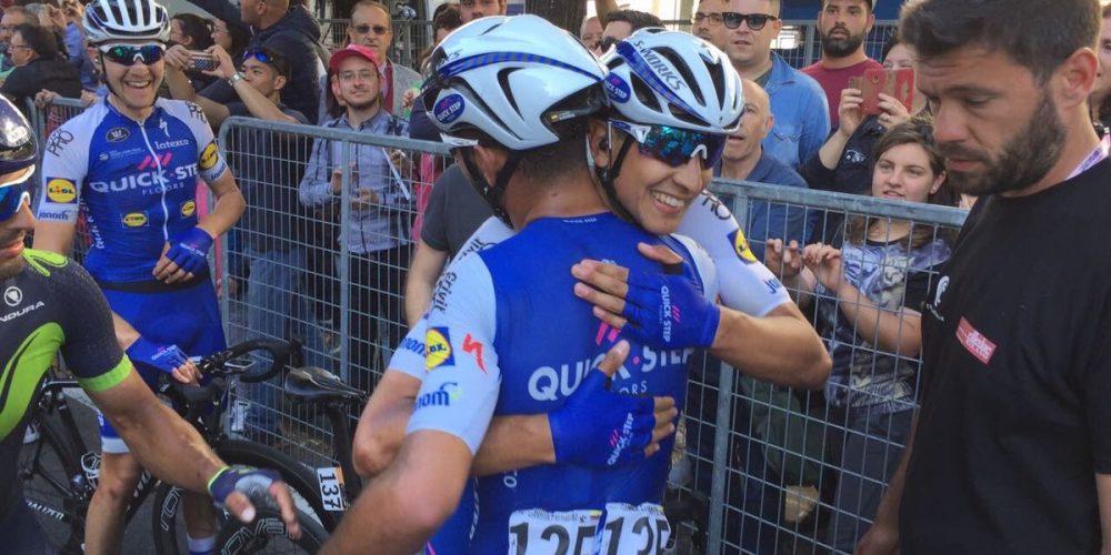 INSIDE THE RACE: I SEGRETI DI UN SUCCESSO BY DAVIDE MARTINELLI