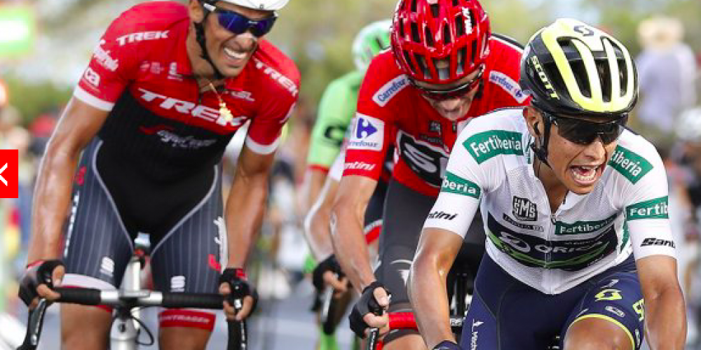 #LAVUELTA: THE BRAVE OF LUTSENKO