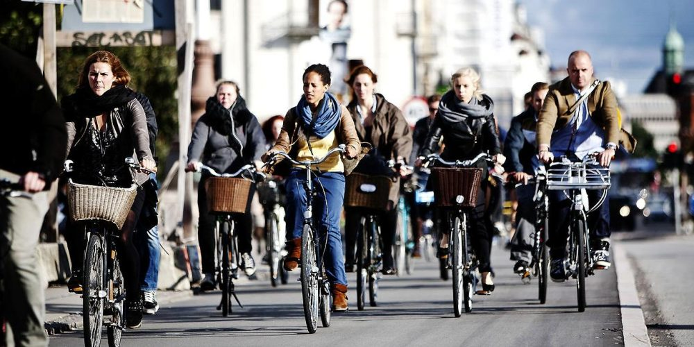 The most bike-friendly cities according the Copenhagenize Index 2015