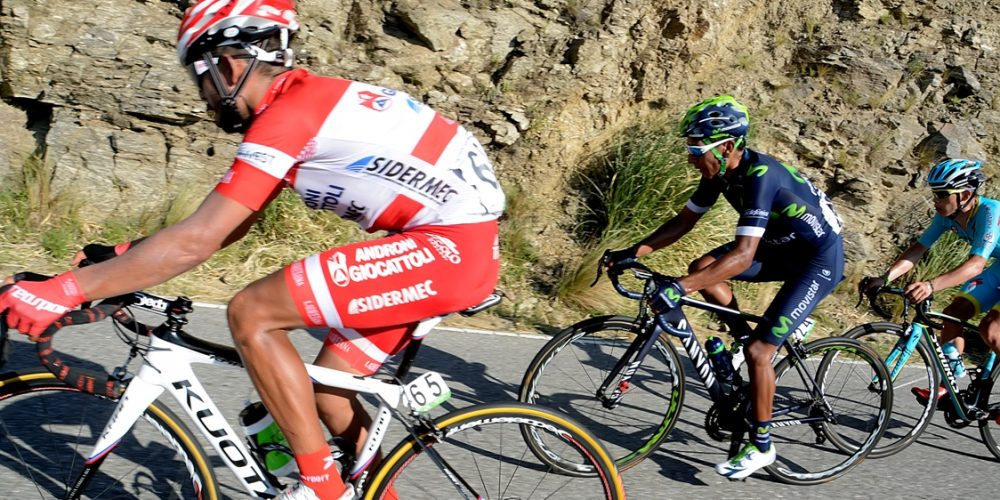 ANDRONI – SIDERMEC in evidenza con Torres al Tour De San Luis