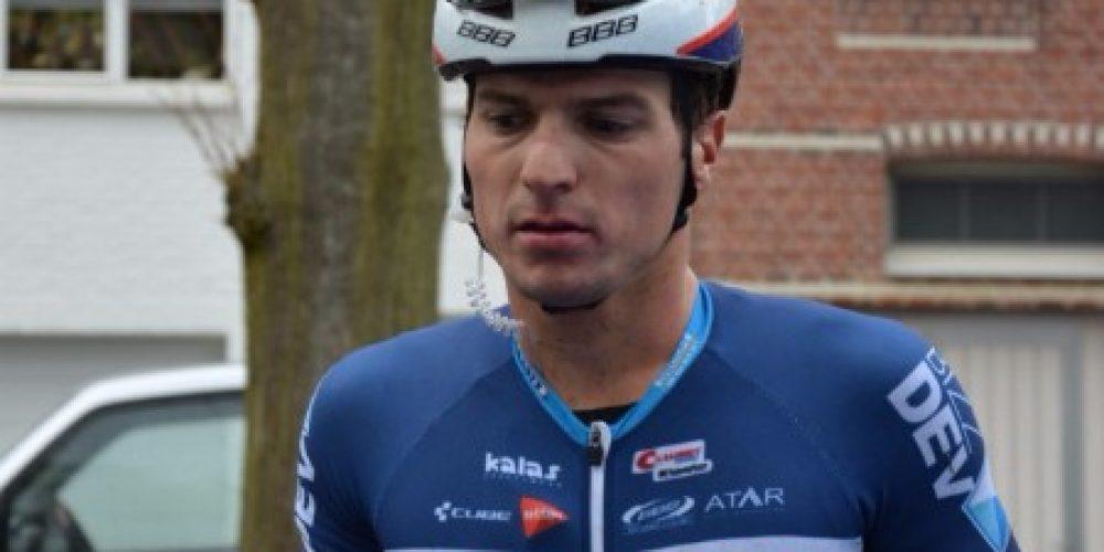 Buona giornata per il team Wanty-Groupe Gobert a Sheldepris nel Circuit de la Sarthe