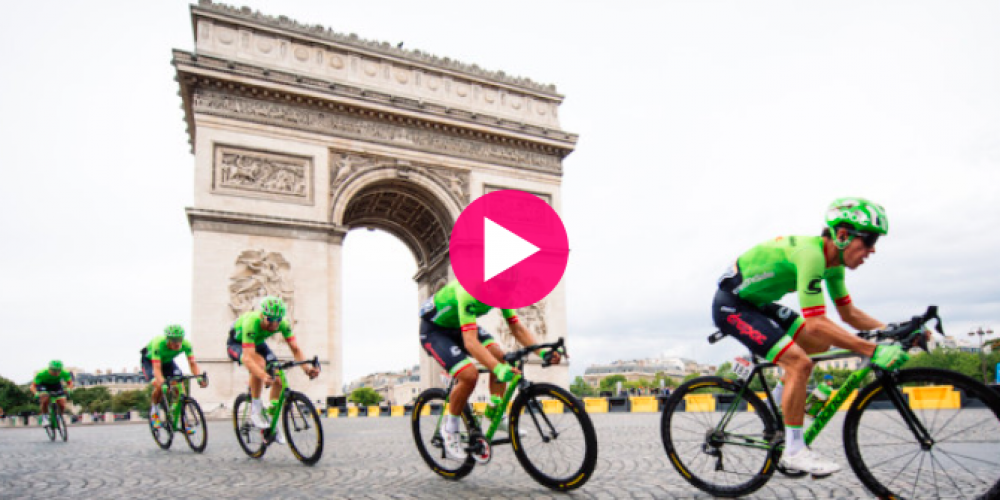 #LAVUELTA: LET'S SAVE CANNONDALE-DRAPAC WITH INDIEGOGO