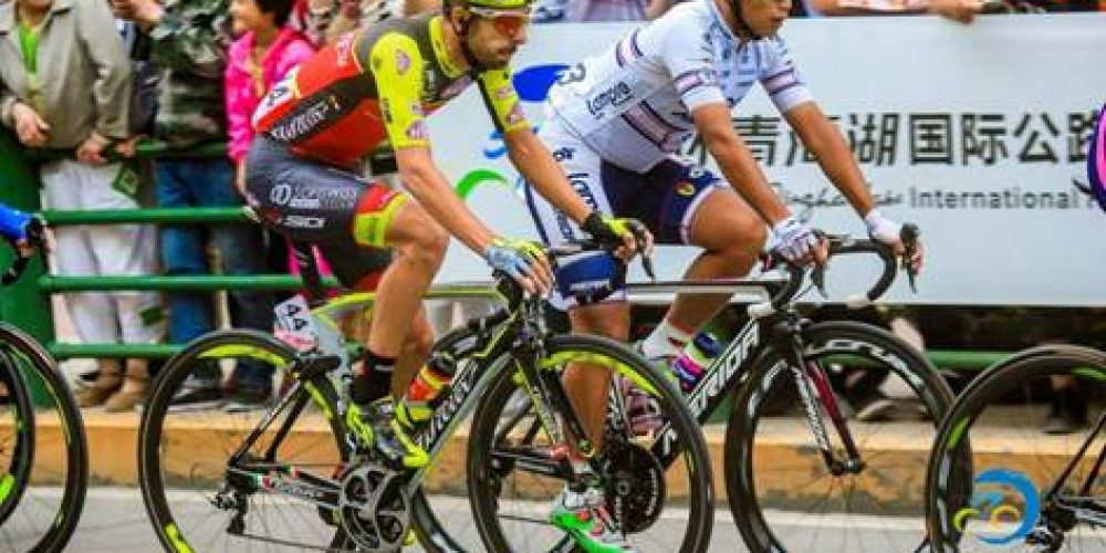 TOUR OF TAIHU LAKE: DOUBLE TOP 10 IN THE PROLOGUE