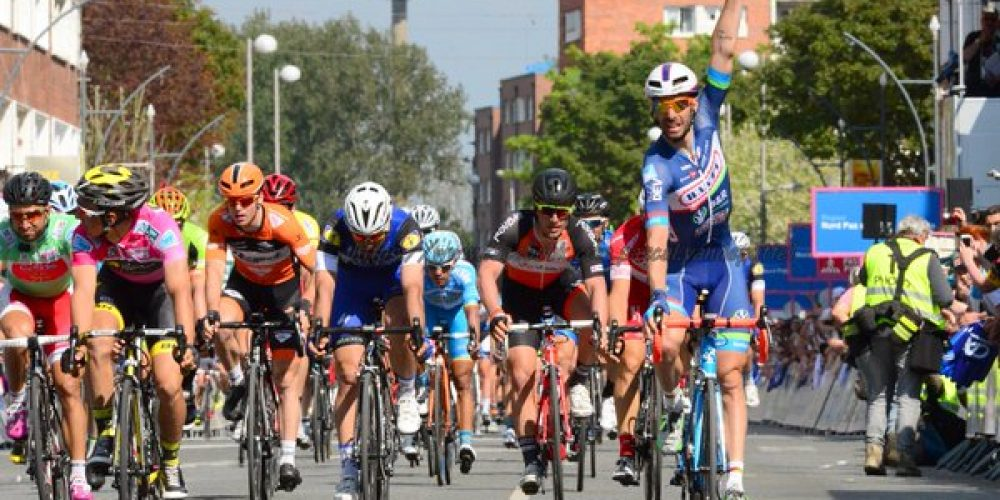 Second victory of the season for Wanty – Groupe Gobert
