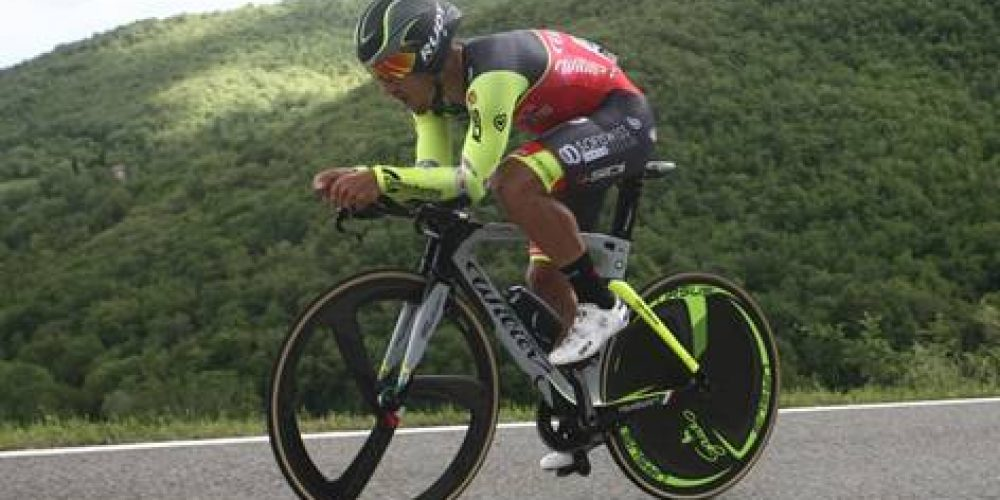 GIRO D'ITALIA: THE CHIANTI'S TIME TRIAL CLOSES THE FIRST WEEK