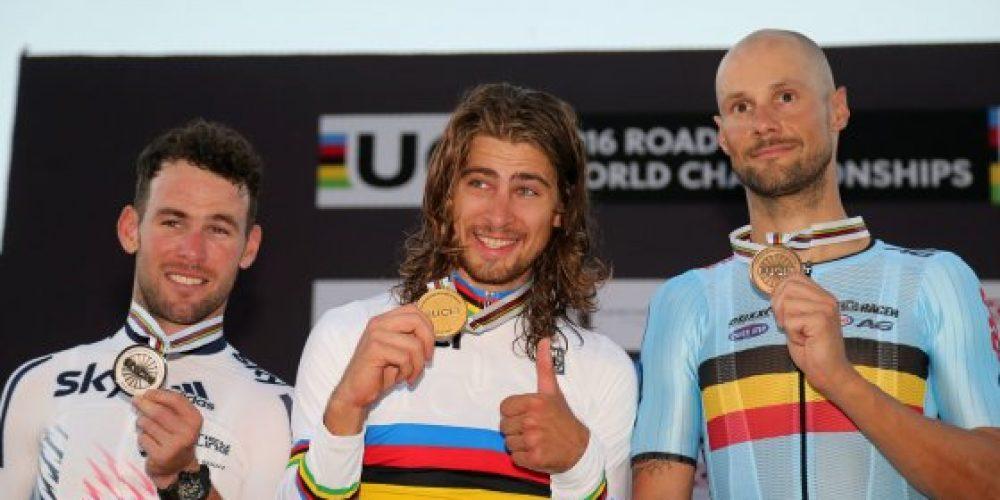 Mondiali di Doha: bis di Peter Sagan